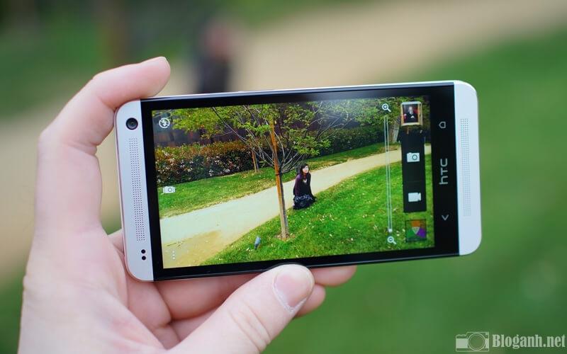 Tận dụng chế độ HDR ở điện thoại để giúp bức ảnh được sắc nét hơn