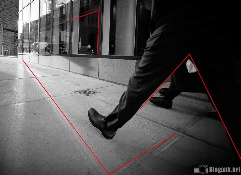 Góc chụp, phương hướng khi chụp ảnh sẽ giúp ảnh sống động hơn