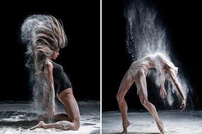 Việc tạo ra chuyển động cho bức ảnh sẽ giúp ảnh sinh động và lôi cuốn hơn