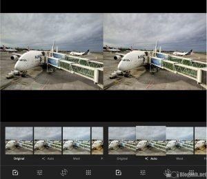 Dùng tuỳ chọn tự động sửa lỗi của google photo sẽ giúp bạn có được bức ảnh đẹp