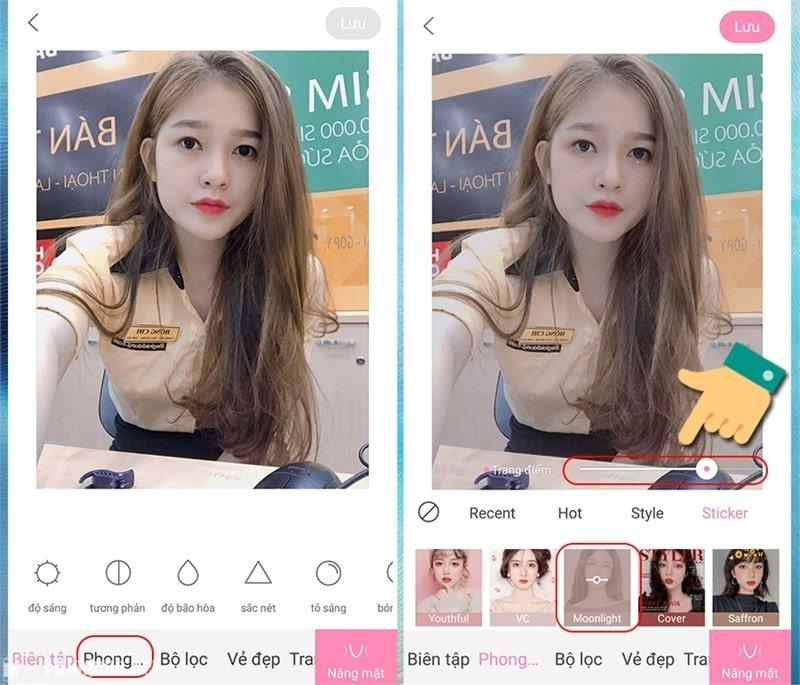 app chỉnh ảnh Ulike, ứng dụng chỉnh ảnh Ulike