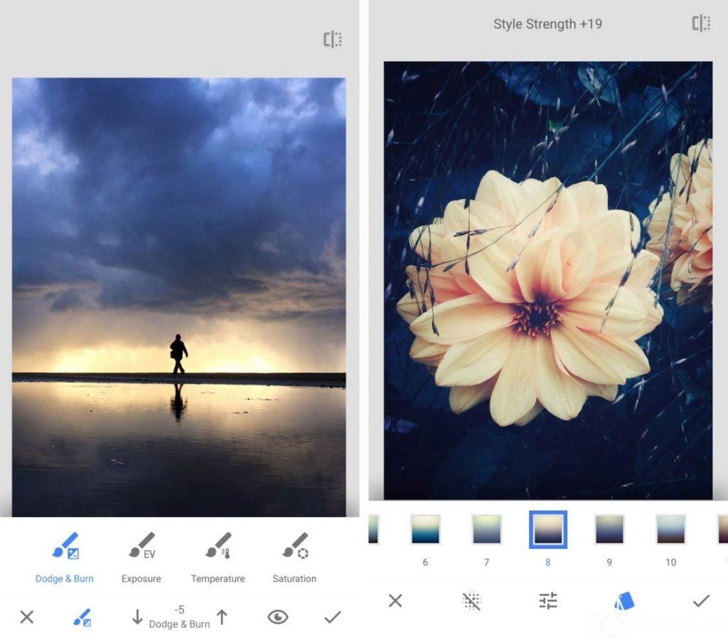 app chỉnh ảnh Snapseed, cách chỉnh ảnh Snapseed, ứng dụng chỉnh ảnh Snapseed