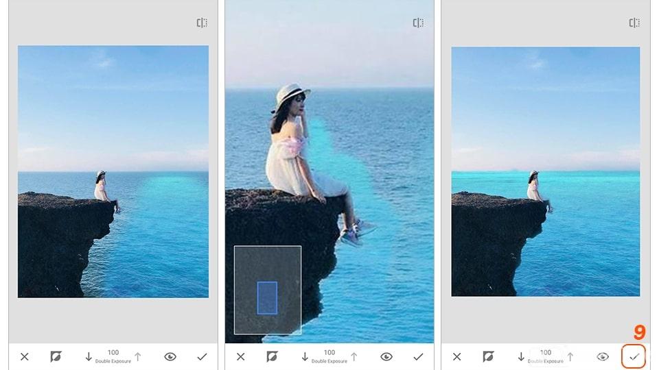 app chỉnh ảnh Snapseed, cách chỉnh sửa ảnh Snapseed
