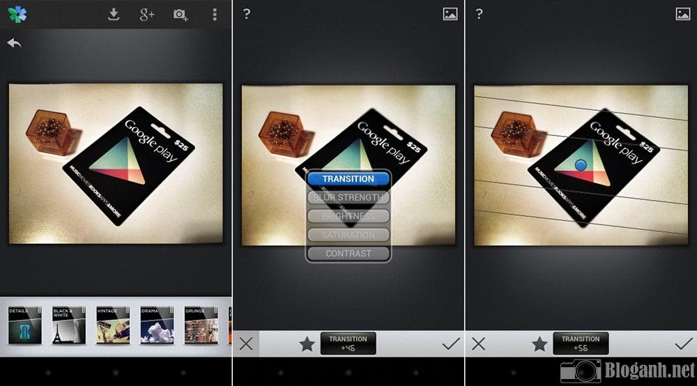 cách tải app snapseed về điện thoại, app chỉnh ảnh snapseed