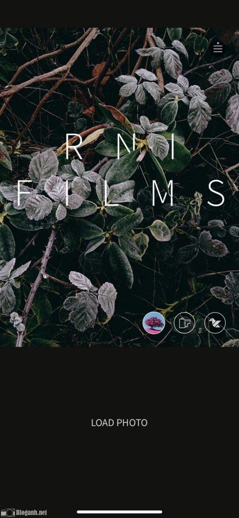 cách chỉnh ảnh, chỉnh ảnh trên RNI Films