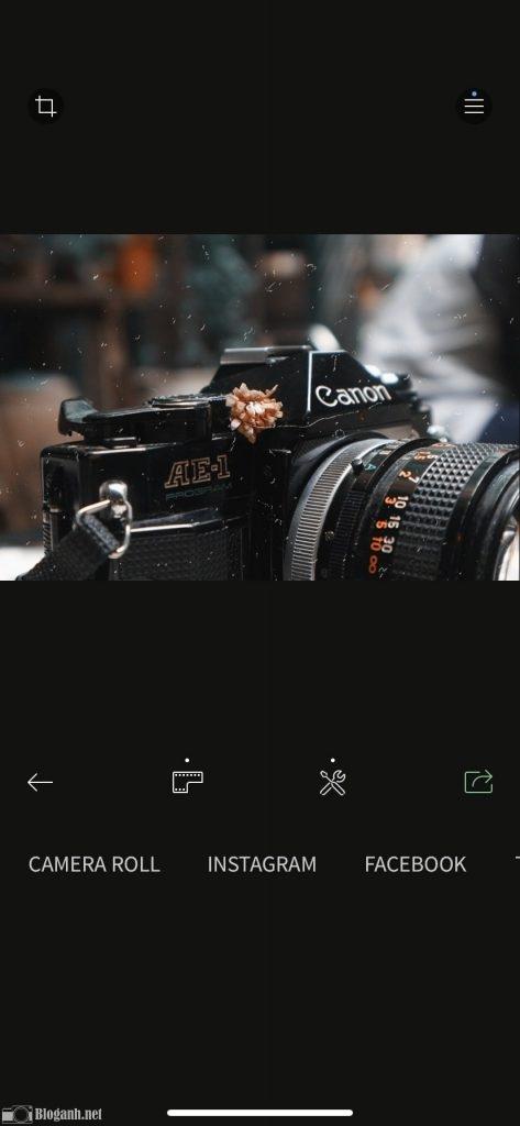 cách chỉnh ảnh đẹp, chỉnh ảnh RNI Films, máy film