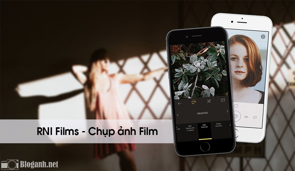 ứng dụng chỉnh ảnh RNI Films, chỉnh ảnh RNI Films