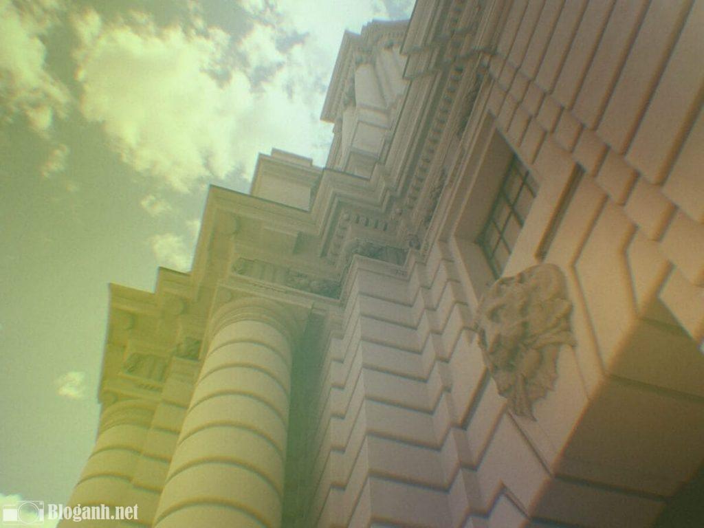 toà nhà, bầu trời, khung cảnh