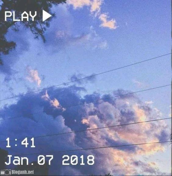 bầu trời, mây, ảnh film
