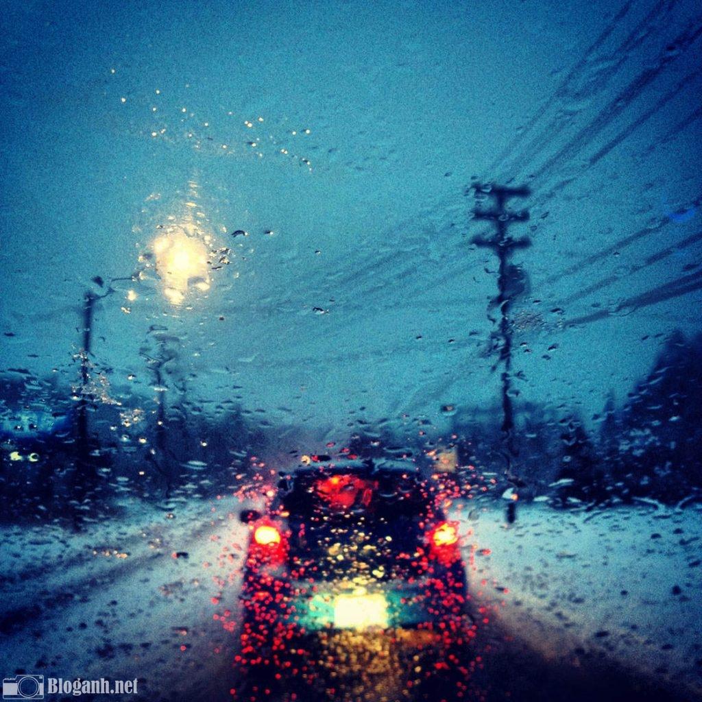 trời mưa, nhiệt độ