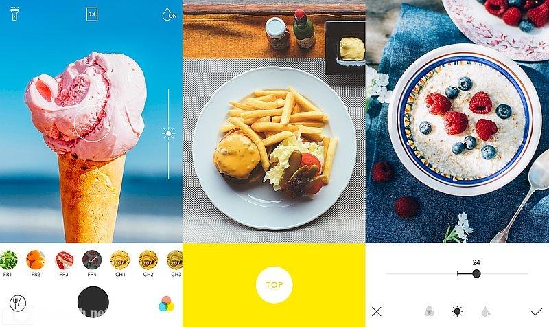cây kem, đồ ăn, chỉnh ảnh